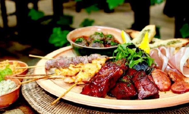 restaurants in Hartebeespoort