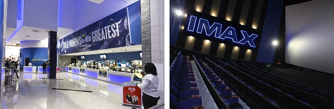 IMAX Mall of Africa