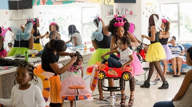 Kiddies Korner Hair Salon