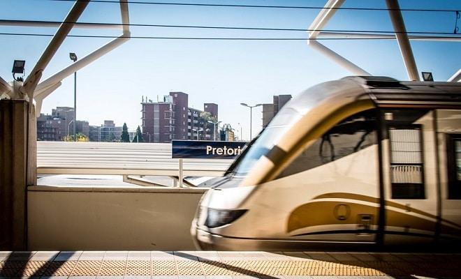 gautrain train travel transport
