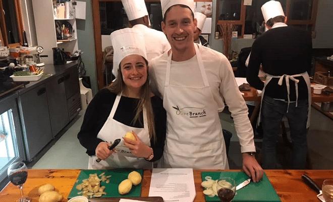 Romantic Couples Cooking Johannesburg