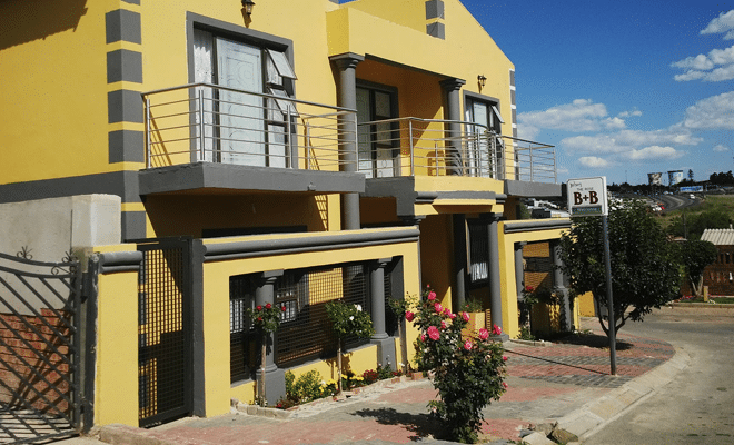 accommodation hotels in Soweto