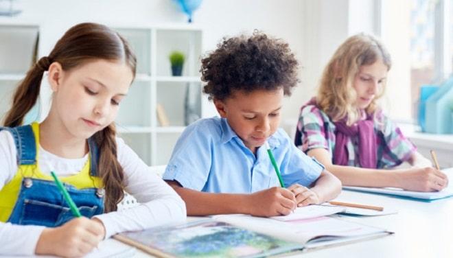 intercultural-pupils pressfoto