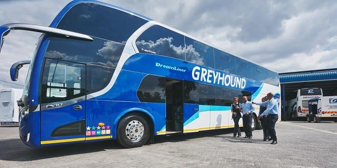 Greyhound bus service