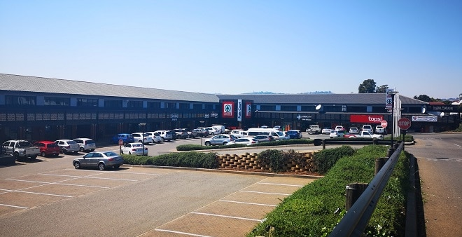 Palm Court Shopping Centre
