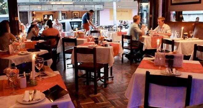 bogetta restaurant in parkhurst