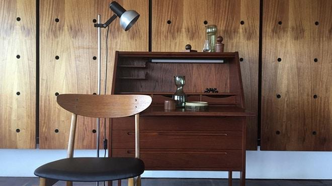 MODERNIST furniture store in Parkhurst, Johannesburg, South Africa