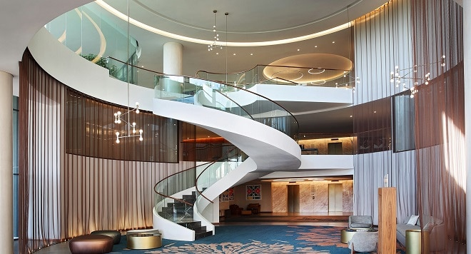 houghton hotel