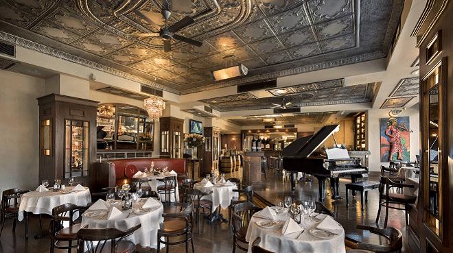 Maximillien Restaurant at DAVINCI Hotel & Suites