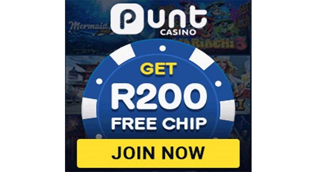 Punt Casino logo